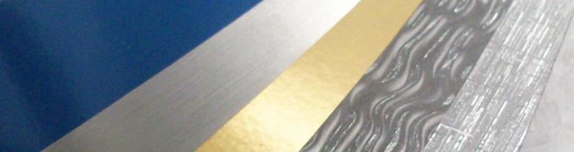 Metal Paper and Metal Board from Mirri