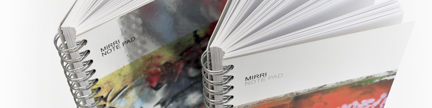 Mirri Graffiti insert